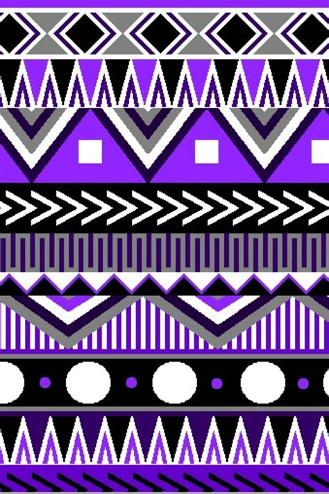 Purple Aztec original size of image 1100564 favim