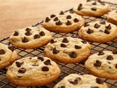 healthy family recipe chocolate chip cookies