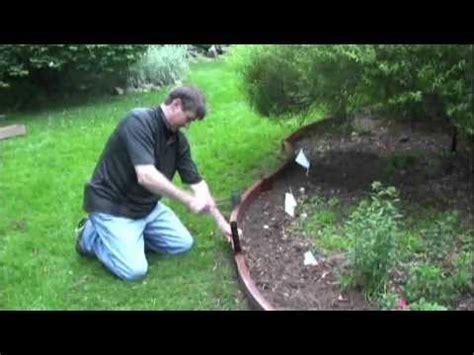 landscaping edging youtube