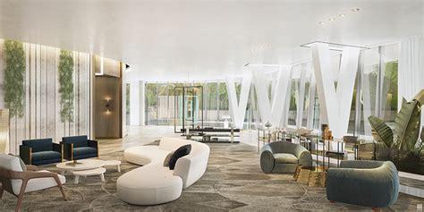 one park grove a look inside oma s miami residences