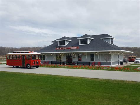 Door County Trolley Tours by Home Door County Trolley