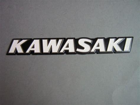 kawasaki emblem emblem tank kawasaki selbstklebend