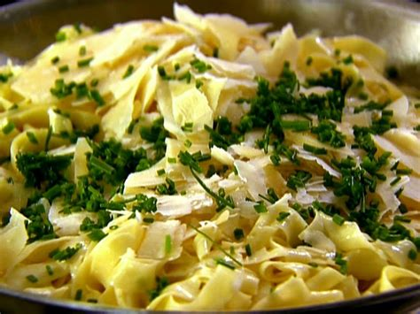 ina garten food network tagliarelle with truffle butter recipe ina garten food