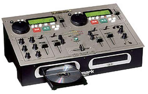 Mixer Numark numark cd mix 2 dual cd player mixer combo pssl