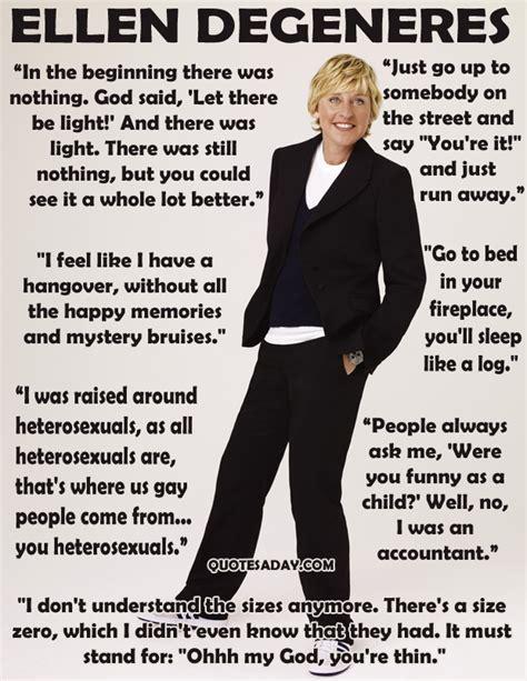 ellen degeneres inspirational quotes ellen degeneres inspirational quotes quotesgram