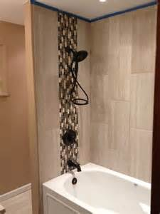 rennovated bathroom modern tile denver by floor