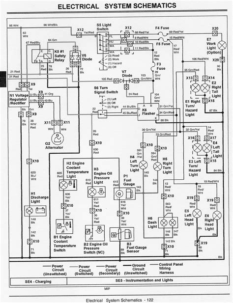 deere 2305 wiring diagram 30 wiring diagram images