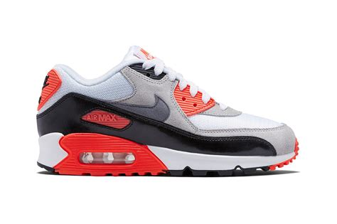 Nike Air Mac by Nike Air Max 90 Quot Infrared Quot 2015 Retro Hypebeast