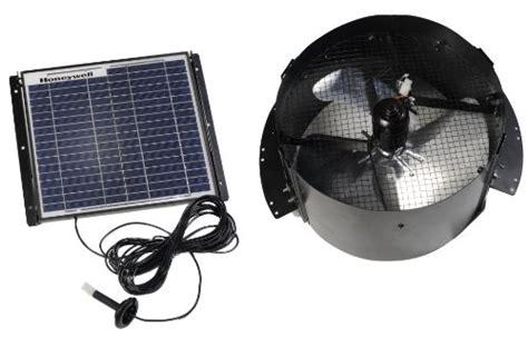 attic fans for sale honeywell 527shon103blk 12 gable mount solar powered