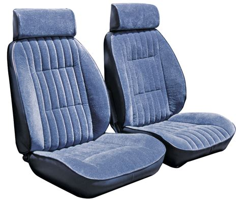regal reclining seats 1982 87 seat upholstery reclining bucket regal cloth