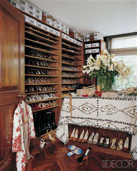 Olivia Palermo Home Decor by Inside Celebrity Walk In Closets Celebrity Closet Photos