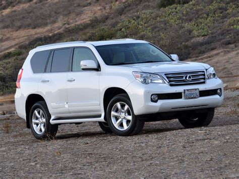 lexus suvs 2013 2013 lexus gx 460 luxury suv road test and review