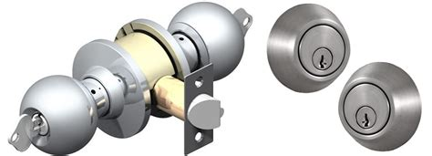 Shower And Bath Combo single and double cylinder door locks which is best