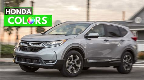 honda cr v colors 2018 cr v exterior colors best new cars for 2018