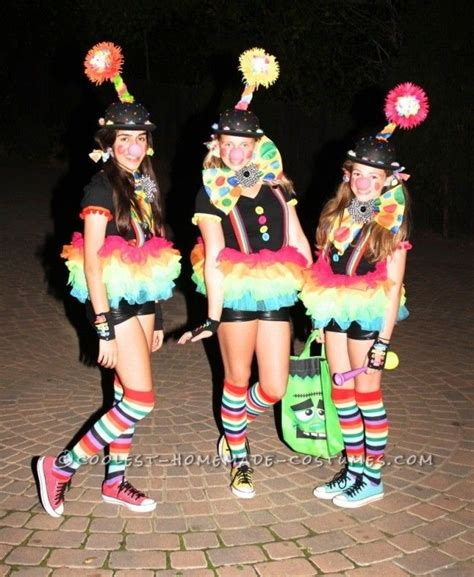 cute group halloween costumes cute  original girls
