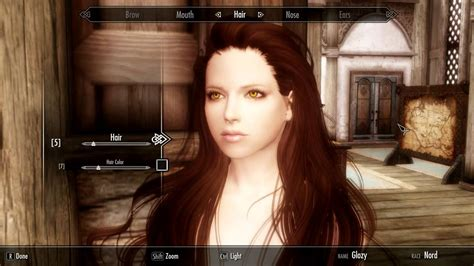 skyrim hair mods skyrim sg hair pack 120 edition by hellosanta review