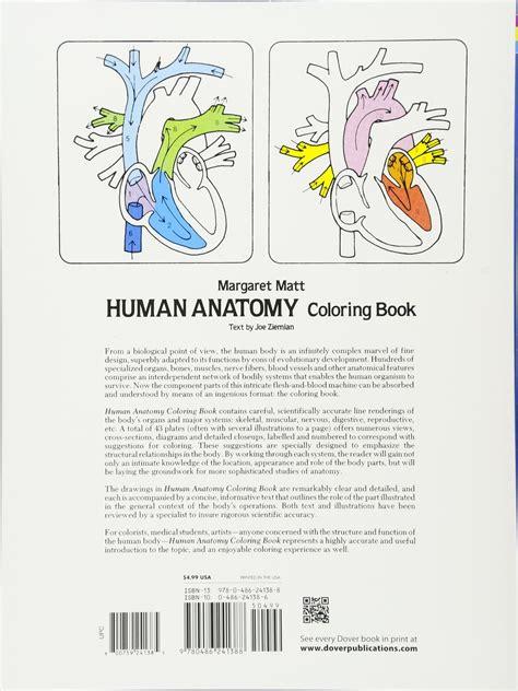 human anatomy coloring book by margaret matt website inspiration coloring book at coloring book
