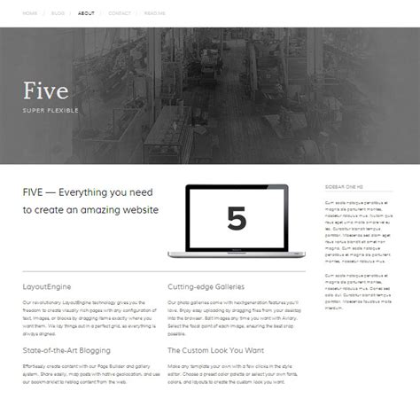 squarespace five template squarespace templates your guide to planning squarespace
