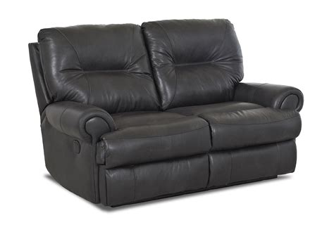 traditional reclining loveseat by klaussner wolf and