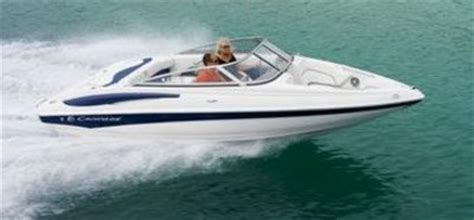 crownline boat with outboard marine