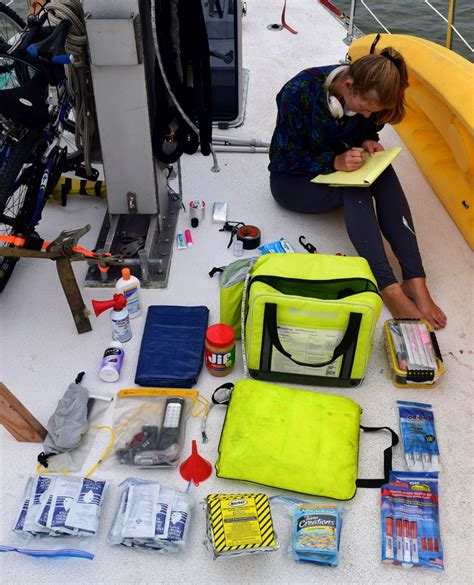 boat safety ditch bag how to prepare an emergency ditch bag quantum sails