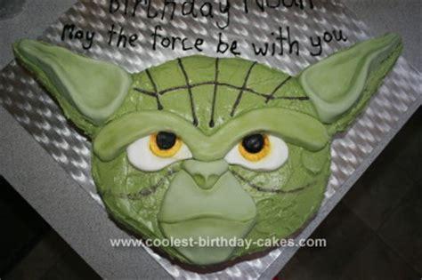Yoda Birthday Cakes 2 Yoda Cake Template