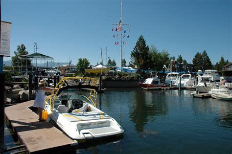 tahoe marina boat rentals tahoe keys marina lake tahoe guide