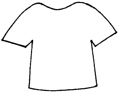 t shirt pattern printable cleaning up storytime