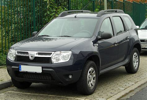 renault duster dacia duster wikipedia