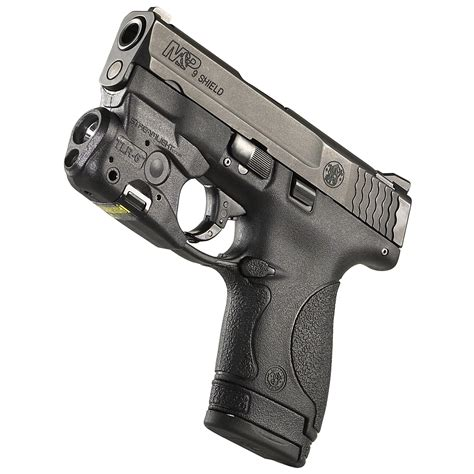 m p shield tactical light amazon com tlr 6 subcompact gun mounted light w red