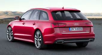 Audi A6 Hatchback 2018 Audi A6 Wagon Review Audi Suggestions