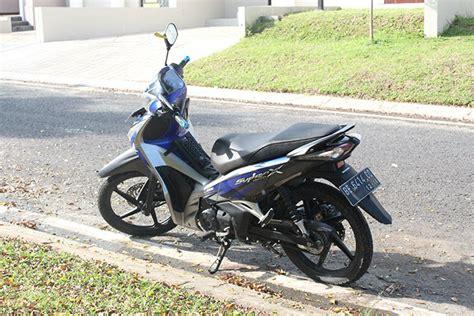 Honda Supra X 125 Mulus honda supra x helm in 2011 blue mulus jual motor