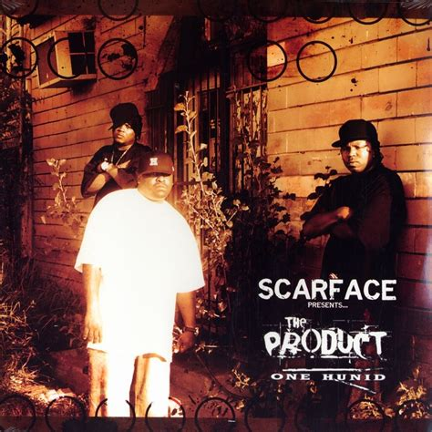 one hunid scarface presents the product one hunid vinyl 2lp