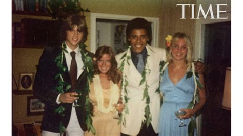 Obamas House In Hawaii obama s prom date was pretty ign boards