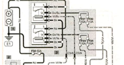 ford headlights wiring diagram electrical winding
