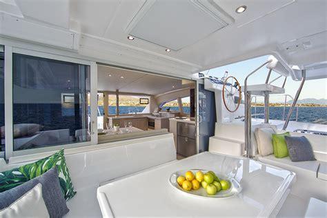 catamaran interior pics leopard 40 catamaran interior photography nautique tv