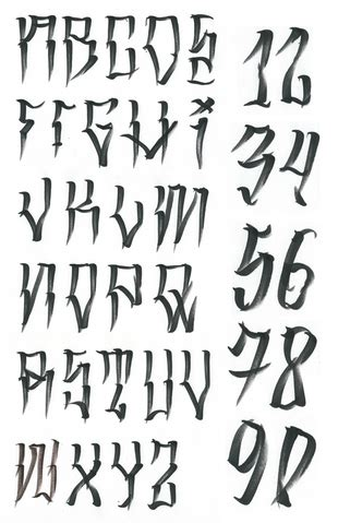 tattoo fonts urban west coast font 的图片搜索结果 字体 west coast