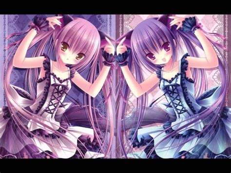 purple hair happy or crappy randomness it s best 188 best images about nightcore