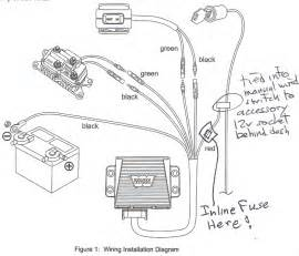 warn winch and wireless remote install kawasaki teryx forum