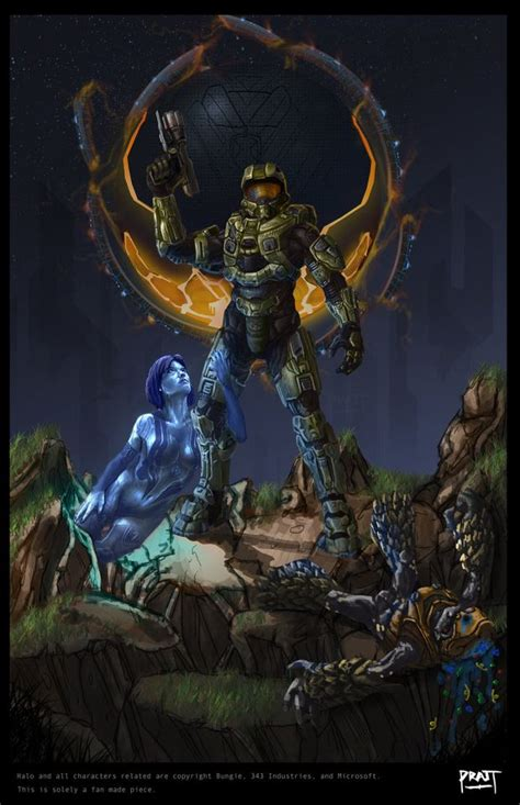 fan made halo game halo 4 fan art www pixshark com images galleries with