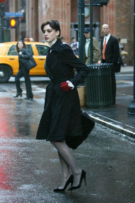 Hathaway In Fashioned 2 by Hathaway In The Wears Prada If I Could Wear