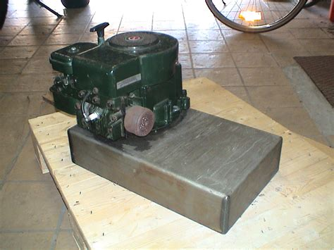 my electric generator diy