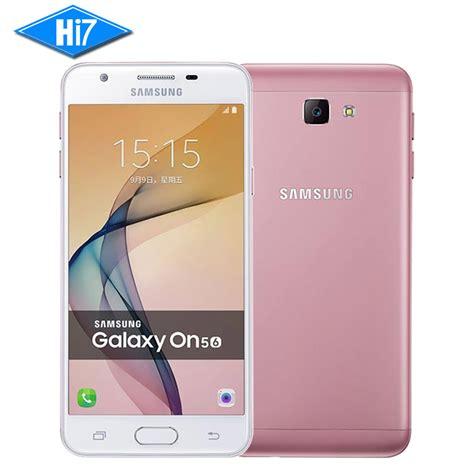 Samsung Galaxy S63105360 Original new original samsung galaxy on5 g5520 g5510 2016 unlocked mobile phone dual sim 4g lte 5 0