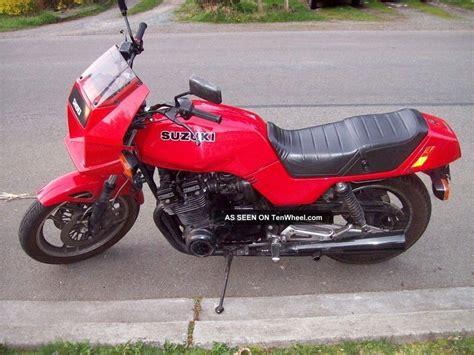 1983 Suzuki Gs1100e 1983 Suzuki Gs1100es