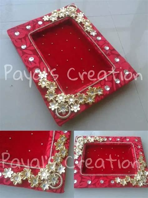 Handmade Saree Packing Trays - 119 best images about saree packing on wedding