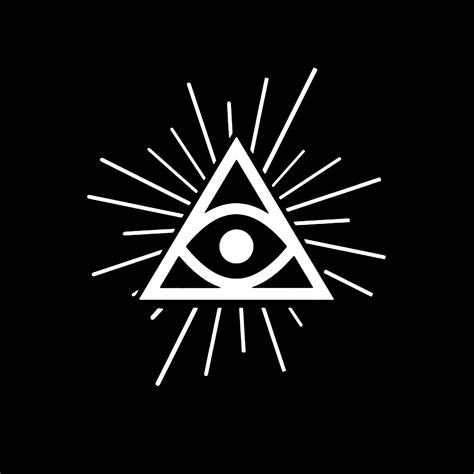 illuminati sweater illuminati hoodie trui kopen alziend oog modern 24 95
