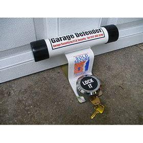 Garage Defender For Up And Over Garage Doors From Insight Garage Door Defender