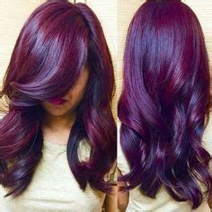 cheveux prune couleur pictures to pin on pinterest couleur cheveux rouge fonc 233 hair pinterest cr 232 me