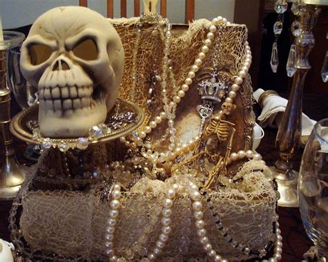 adult pirate party centerpiece pirate party pinterest