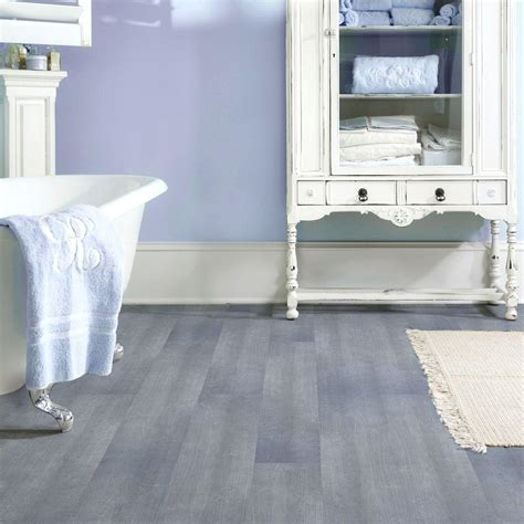 vinyl plank in bathroom trafficmaster allure vinyl plank flooring exciting allure